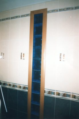 Душевая и ванная комнаты