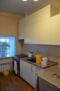 Кухня с нуля под ключ