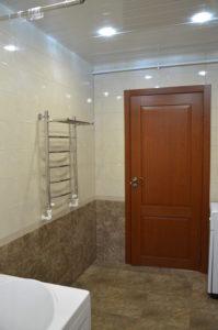 Интерьер и дизайн ванной комнаты и с/у